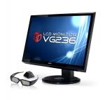 Monitorul 3D ASUS VG236H