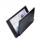 Laptopul ASUS NX90 semi-deschis