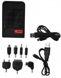 BBS Solar Mobile Charger