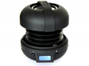 Difuzoarele miniaturale X-Mini Rave cu radio FM