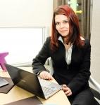 Ruxandra Boga - Lansare ASUS ZENBOOK - Intercontinental, 11.11.2011