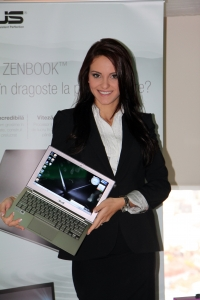 Lansare ASUS ZENBOOK - Intercontinental, 11.11.2011