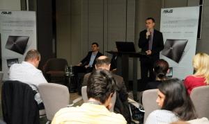 Ciprian Donciu - Lansare ASUS ZENBOOK - Intercontinental, 11.11.2011