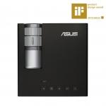 Proiectorul portabil ASUS P1 LED premiat iF Design Gold 2012