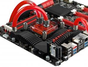 Designul Fusion Thermo pe placa de bază Maximus V Formula