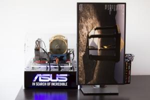 Monitorul ASUS ROG Swift PG278Q cu G-Sync