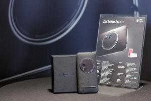 ASUS ZenFone Zoom prezentat la Bucuresti