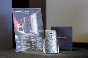 ASUS ZenFone 2 Deluxe Special Edition prezentat la Bucuresti