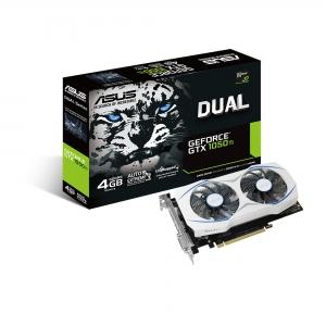 ASUS DUAL-GTX1050TI-4G