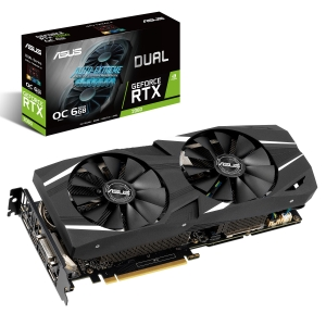 ASUS Dual GeForce RTX 2060