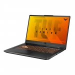 Laptopul TUF Gaming A17 FA706 Bonfire Black