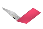 ASUS VivoBook S14 S15 Anodized diamond-cut edges and logo