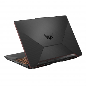 Laptopul TUF Gaming A15 FA506 Bonfire Black