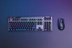 Tastatura ROG Claymore II și mouse-ul ROG Gladius III