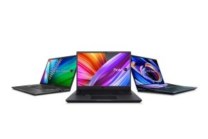 Portofoliul de laptopuri ASUS pentru creatori